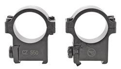 Scope Rings, Steel 1