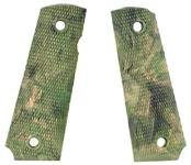Grips, Rubber, Camouflage, New