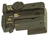 Rear Sight, Adjustable, Used Factory Original