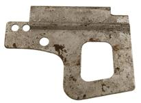 Recoil Plate, Left, Unfinished