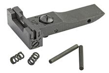 Rear Sight, Accro Style, Adjustable, Squared Blade