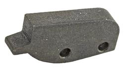 Front Sight Blade, Patridge, Undercut (2-Pin Style; Kensight)