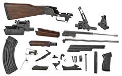 Parts Kit w/ Matching S/N's (Incl Demilled Receiver & Barrel; w/30 Rnd Magazine)