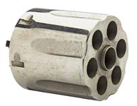 Cylinder Assembly, .357 Mag., Nickel