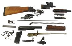 Parts Kit w/ Non-Matching S/N's (Incl Demilled Receiver & Barrel; w/o Magazine)