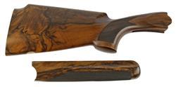 687 Silver Pigeon III Xtrap, 12Ga, right-handed, semi-gloss finish, 38/58 drop