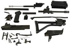 AR Parts Kit with Plastic Handguard, Hand Select, w/o Magazine, Used