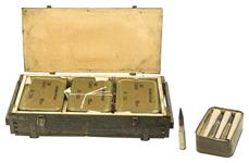 30mm Russian Inert Drill Rounds, Full Crate of 54 Rounds