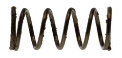 Trigger Disconnector Spring, Used Factory Original