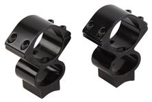 Scope Mount w/Rings, See-Thru, New Holden Ironsighter Mfg.