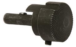Safety Knob, 7.7mm, Knurled, Used