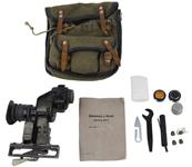PGO-7V RPG Optic w/Basic Accessories (Includes carry case, 4 spare bulbs, 2 lens filters, cleaning swabs, and screwdriver/wrench set)