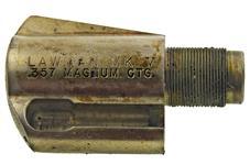 """Barrel, .357 Mag, 2"""", Nickel"""
