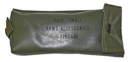 Accessories Case, Vinyl-Coated Canvas, U.S. Surplus (FSN # 1010-474-5462)
