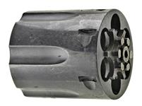 Cylinder, .38 Spec, Blued w/Left Hand Thread Extractor w/Gas Ring