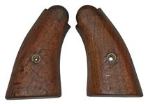 Grips, Square Butt, Military, Smooth Walnut (Used w/ Dings, Dents, Scratches)