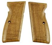 Grips, Walnut, Fit R9/MBK/B9R/ P9R