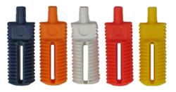 Front Sight Set, Colored (5 Piece; Tapco)